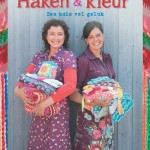 Haken en Kleur van Saskia Laan en Claire Boeter